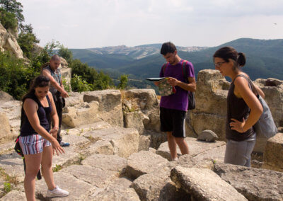 Getting an overview over Perperikon