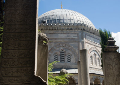 The Süleymaniye Mosque