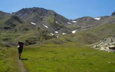 Three days, three passes – Trek from Juta to Roshka and back