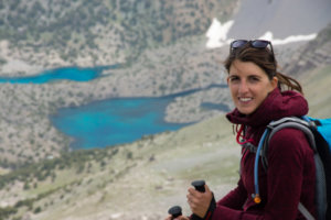 Anna and Alaudin Lakes
