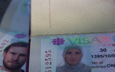 Visa report: Obtaining the Iran visa in Yerevan, Armenia