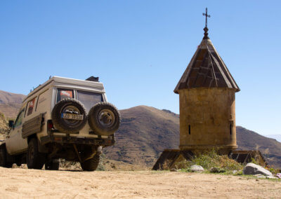 St. Camp – The 4 best Overland Monasteries in Armenia