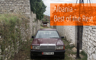 Gallery: The best of Albania's rest