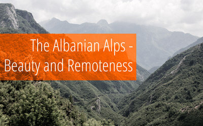 Gallery: The Albanian Alps