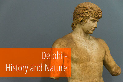 A day full of history and beautiful landscape: Delphi and a hike to the sea