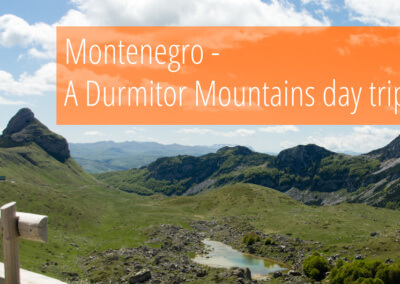 Scenic day trip in the Durmitor Mountains