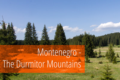 Gallery: Montenegro's Durmitor Mountains