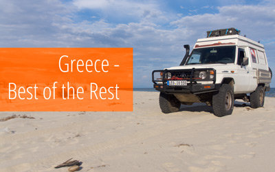Gallery: The best of Greece's rest