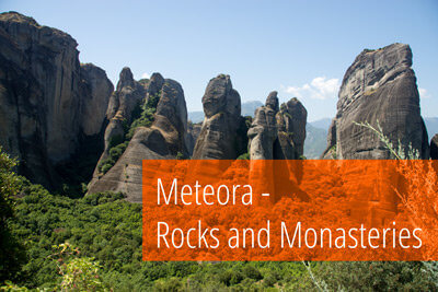 Gallery: Rocks and Monasteries of Meteora