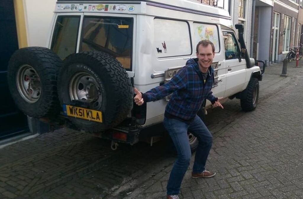 How we found our Landcruiser and got it registered in Germany