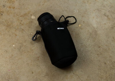 Neoprene bag for lens