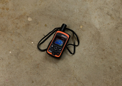 DeLorme Inreach Explorer satellite messenger
